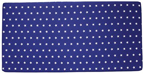 Kinderbettmatratze, Babymatratze 60x120 cm Kinder-Rollmatratze (Marineblau)