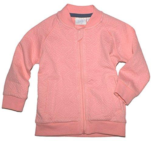 Feetje Trikot/Jersey Jacke mit Struktur in Rosa Campus Serie 513.00149 (80)