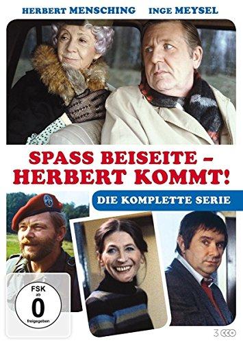 Spaß beiseite - Herbert kommt! (Die komplette Serie) [3 DVDs]