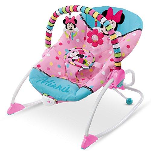 Disney Baby-Sitz, verstellbar, rosa, Minnie Babywippe