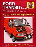 Ford Transit Diesel Service and Repair Manual: 1986-1999