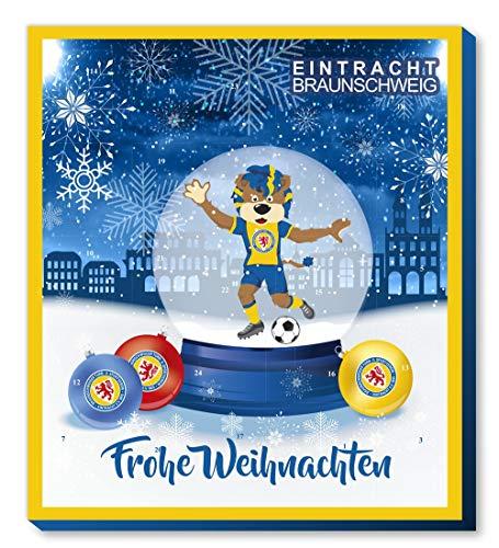 Eintracht Braunschweig Kalender, Adventskalender, Weihnachtskalender - Fairtrade-zertifiziert ©