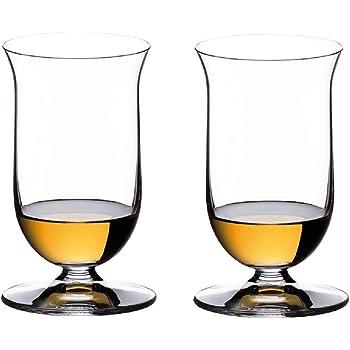 [正規品] RIEDEL リーデル ウィスキー グラス ペアセット ヴィノム シングル・モルト・ウイスキー 200ml 6416/80