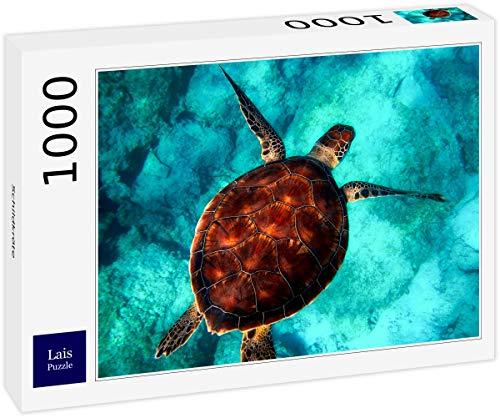 Lais Puzzle Schildkröte 1000 Teile