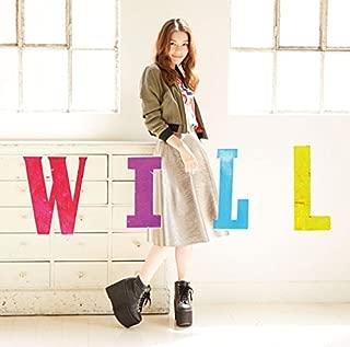 WILL(+DVD)(ltd.) by Rei Yasuda (2014-10-08)