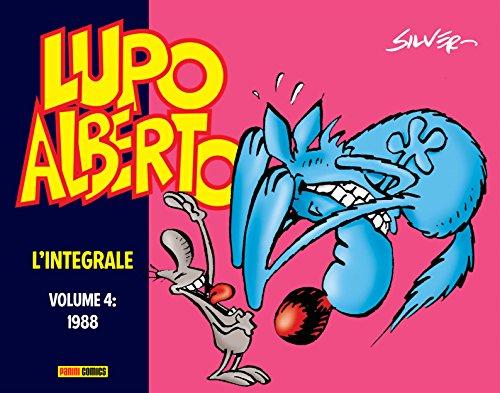 Lupo Alberto. L'integrale volume 4 (Italian Edition)