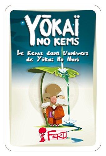 Ferti Games- Jeu d'Ambiance, Yokaï No Kems