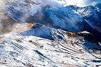 大人のためのZSCTWCL1000ピースパズル-雪山の風景-最高のパズル