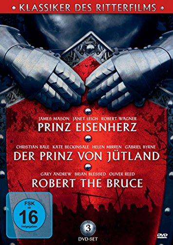 Klassiker des Ritterfilms [3 DVDs]