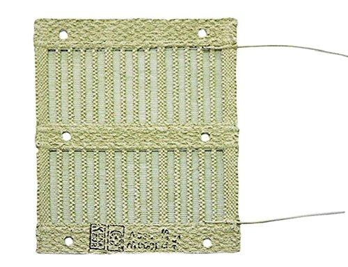 Heizplatte für Wärmeschrank 1000W 230V Länge 220mm Breite 260mm