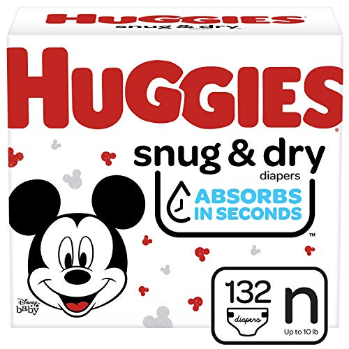 Product Image of the Huggies Snug & Dry Baby Diapers