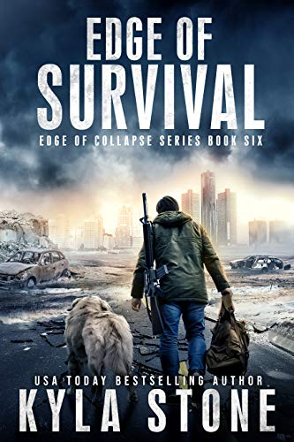 Edge of Survival : A Post-Apocalyptic EMP Survival Thriller (Edge of Collapse Book 6) (English Edition)