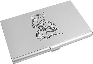 Azeeda 'Mushrooms' Business Card Holder / Credit Card Wallet (CH00002439)