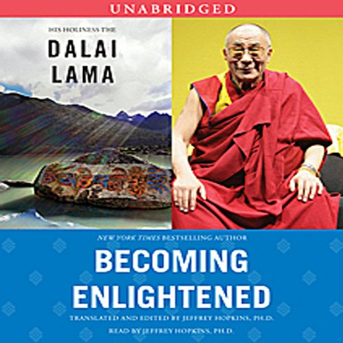 Page de couverture de Becoming Enlightened