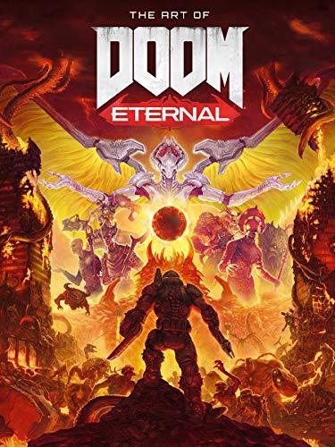 the art of doom eternal english edition