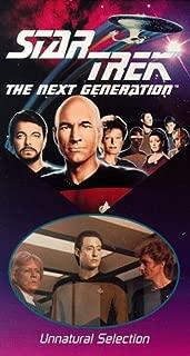 Star Trek - The Next Generation, Episode 33: Unnatural Selection VHS