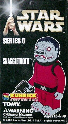 KUBRICK Kubrick Star Wars Series 5 sand guru Tooth ( secret blue ) separately image