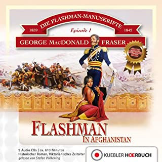 Flashman in Afghanistan (Flashman 1) cover art