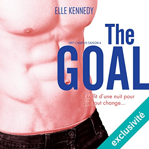 Couverture de The Goal (Off-campus Saison 4)