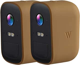 Wasserstein Silicone Skins Compatible with eufyCam 2C and 2C Pro - Help Camouflage and Accessorize Your Home Security Came...