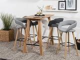 Bartisch Stehtisch Bistrotisch Tisch Holz Esstisch Küche Bar Möbel Chalisa I
