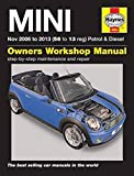 Mini Petrol & Diesel (Nov 06 -13) 56 to 13: 2006-2013