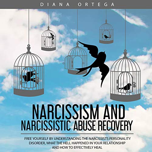 Narcissism and Narcissistic Abuse Recovery audiobook cover art
