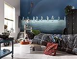 Komar - Star Wars - Fototapete SCARIF BEACH - 368 x 254 cm - Tapete, Wand Dekoration, Sturmtruppler, Galaxy - 8-444
