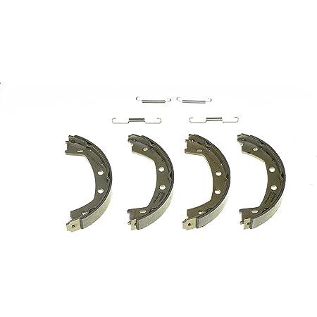 Brembo S11505 Bremsbacken Für Handbremsen Anzahl 4 Auto