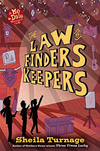 The Law of Finders Keepers cover art