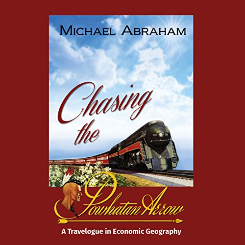 Chasing the Powhatan Arrow audiobook cover art