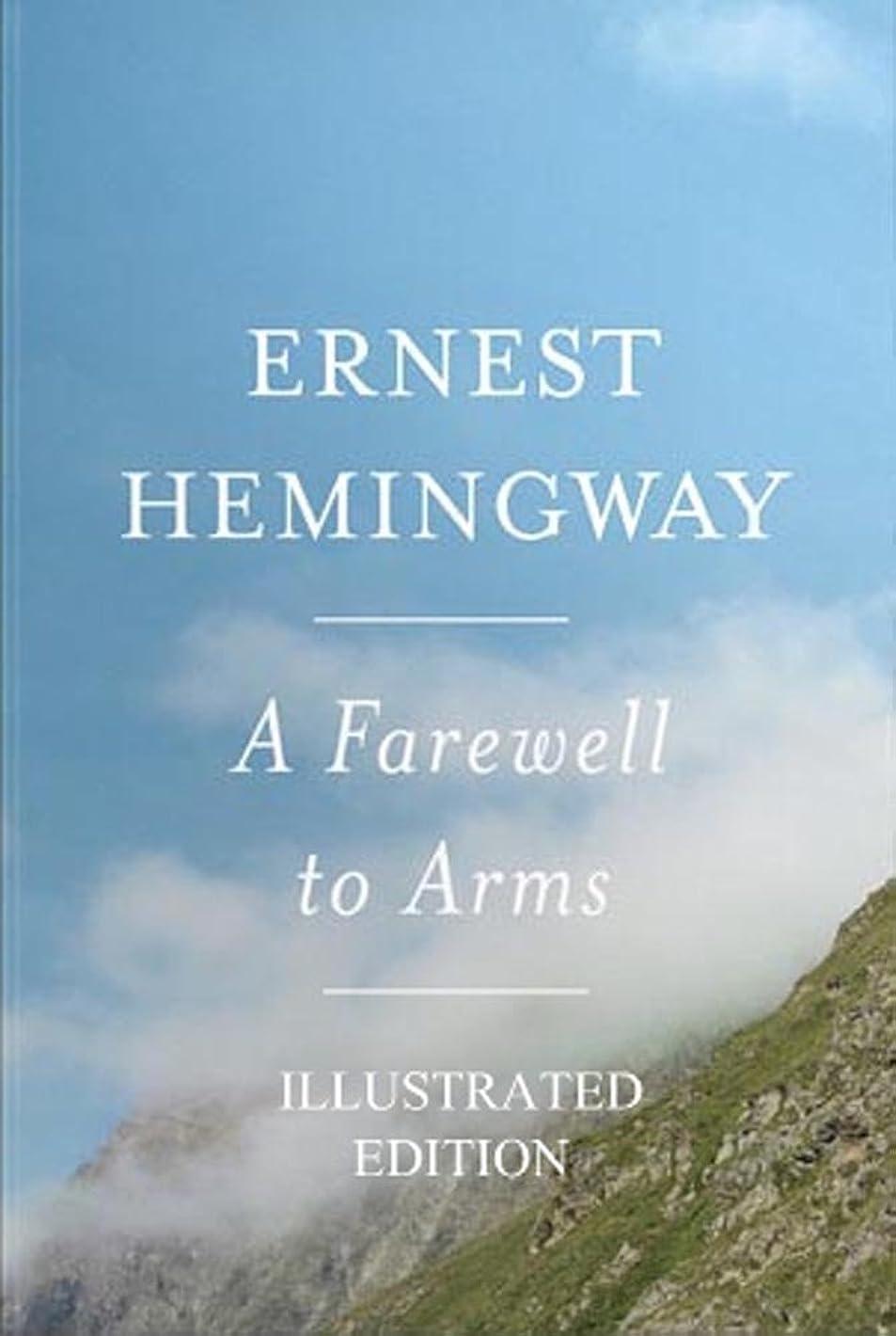商業のホイットニー静かにA Farewell to Arms (Illustrated Edition) (English Edition)