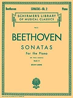 Sonatas - Book 2: Schirmer Library of Classics Volume 2 Piano Solo
