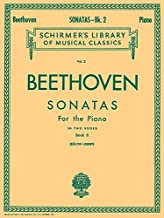 Sonatas - Book 2: Schirmer Library of Classics Volume 2 Piano Solo (Schirmer's Library of Musical Classics)