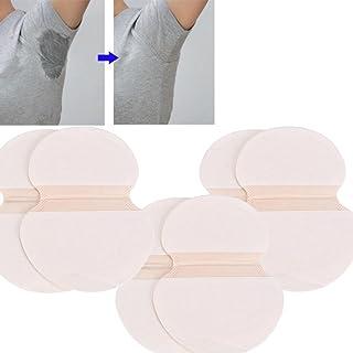 Sujing 6pcs Antiperspirant Adhesive Underarm Pads Disposable Absorbent Underarm Dress Shields Adhesive Garment Guards Sweat Free & Odor Free