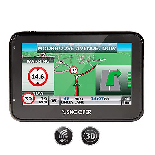 Snooper Ventura S2700 GPS Navigationssystem mit Europa Karte