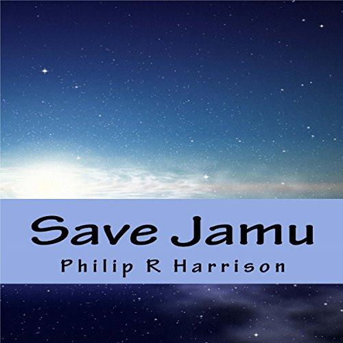 Save Jamu audiobook cover art