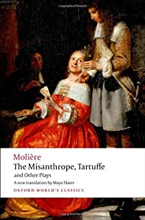 The Misanthrope, Tartuffe, and Other Plays (Oxford World's Classics) by Moli??re (2001-09-20)