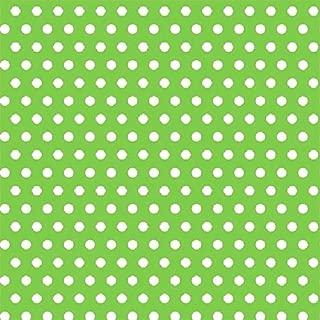 Kiwi Polka Dot Jumbo Gift Wrap