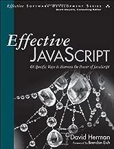 Best effective javascript david herman Reviews