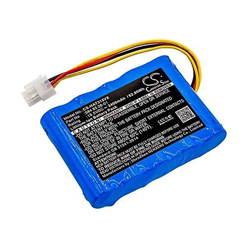 NX - Bateria para cortaésped Compatible Gardena et Husqvarna 18.5V 3.4Ah - 584 8
