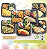 Frozen side dish lunch set of 7 B Ginza Moe Kotei You can eat by natural thawing ◆ Year-end gifts Parents' gifts accepted ◆ Lunch box Frozen food Japanese, Western, Chinese microwave oven Home delivery Free shipping Side dish Side dish Living alone