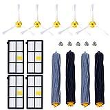 CNASA Kit Pièces accessoires pour iRobot Roomba serie 800 805 850 860 865 866 870...