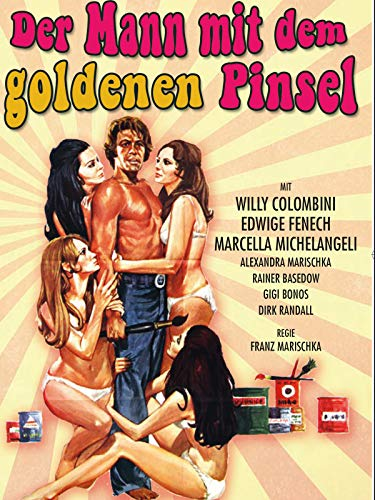 Der Mann mit dem goldenen Pinsel