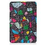 INSOLKIDON Compatible con LG Gpad 3 10.1 Tablet Funda Protectora Trasera de Cuero Bumper Protección de Cuerpo Completo Funda Protectora de Cuero Tablet Shell LG X760 (2)