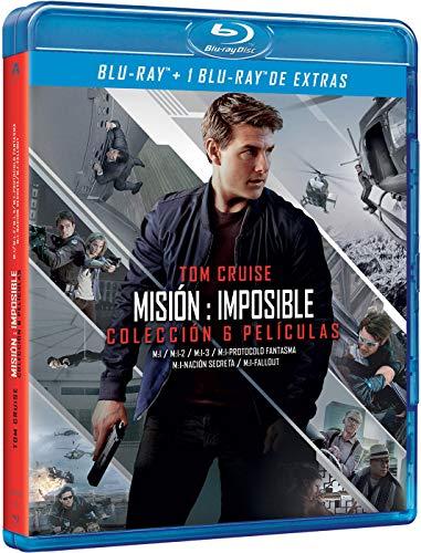 Pack: Misión Imposible - Temporadas 1-6 (BD + BD Extras) [Blu-ray]