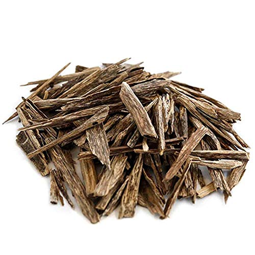 SWISSARABIAN Indian Oud Wood (Agarwood), Natural Aloeswood Oudh Chips for use with Charcoal or Electric Incense Burner ½ Tola from The House of Swiss Arabian (6g)