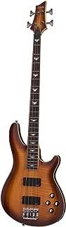 Schecter Electric Bass Guitar - Omen Extreme 4-string Vintage Sunburst