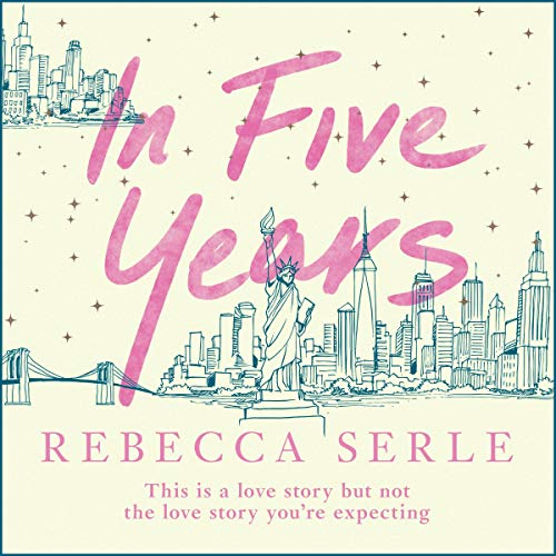 In Five Years audiobook cover art