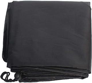 Haodene Cubierta Protectora para Epson Workforce WF-3620DWF Impresora - Funda Impermeable - Negro